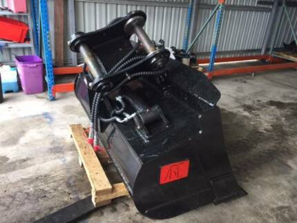 Excavator tilt buckets from 1.5 up to 30ton