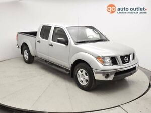 2007 Nissan Frontier SE-V6 4x4 Crew Cab 139.9 in. WB