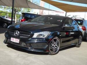 2013 Mercedes-Benz CLA200 AMG Line Coupe Moorooka Brisbane South West Preview