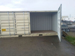 Sea Can/Shipping Container/Steel Box? THE SHOCKING DIFFERENCE!