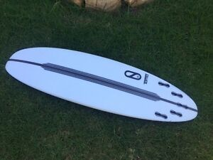 """Firewire Omni Slater Designs surfboard 5'10"""" as new Wamberal Gosford Area Preview"""