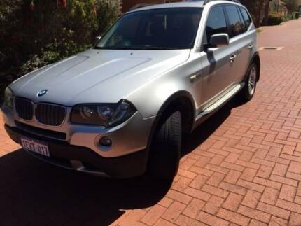 2007 BMW X3 Wagon Beaconsfield Fremantle Area Preview