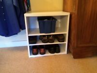 small storage shelf
