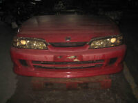 ACURA INTEGRA DC2 TYPE FRONT CONVERSION NOSE CUT JDM B18C TYPE R