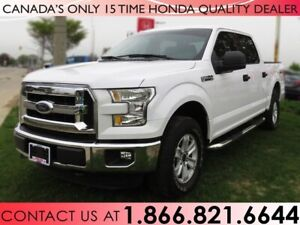 2015 Ford F-150 XLT | NO ACCIDENTS | V-8 | 4x4