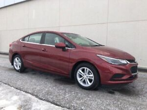 2018 Chevrolet Cruze LT  TRUE NORTH EDITION   REAR PARK ASSIST 