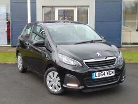 2015 PEUGEOT 108 HATCHBACK 1.0 Active 3dr