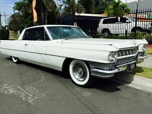 1964 Cadillac Coupe Deville  White Automatic Coupe Springwood Logan Area Preview