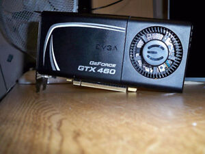 EVGA GeForce GTX460 1GB GDDR5 Video Card Kitchener / Waterloo Kitchener Area image 1
