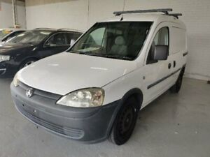 2006 Holden Combo XC MY06 White 5 Speed Manual Van Mitchell Gungahlin Area Preview