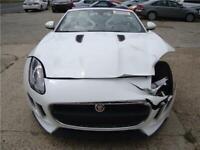 Miniature 8 Accidentée Jaguar F-Type 2015