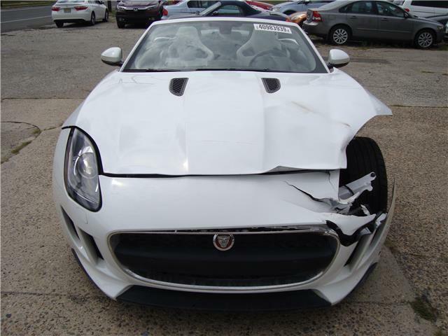 Image 8 Accidentée Jaguar F-Type 2015