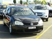 2004 Volkswagen Golf V Comfortline Tiptronic Black 6 Speed Sports Automatic Hatchback Colyton Penrith Area Preview