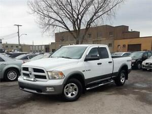 2010 Dodge Ram 1500 TRX/4X4/8CYL/HEMI/DEMARREUR/BLUETOOTH/CRUISE