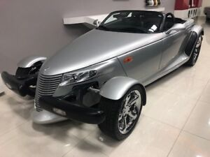 2001 Plymouth Prowler MAGS*CRUISE CONTROL*A/C*TOIT AMOVIBLE*