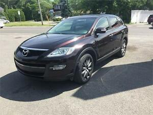 2007 Mazda CX-9  CUIR, 7 PASSAGERS, TOIT OUVRANT
