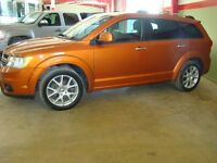 2011 Dodge Journey R/T 4dr All-wheel Drive Leather