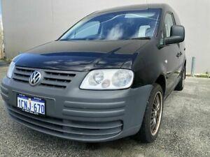 2007 Volkswagen 1.6L 2KN Black 5 Speed Manual Panel Van Beckenham Gosnells Area Preview