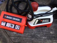 BLACK AND DECKER Wallpaper Stripper/Steamer