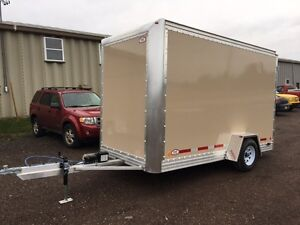 Trailer -van/utility/enclosed trailer for sale. 10' long
