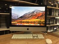 Apple iMac Core i5-2400S 2.5GHz 4GB RAM 500GB AMD HD 6750M 21.5 Mid 2011