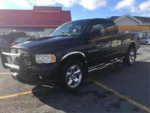 DODGE RAM SPORT IMPPECABLE 5.9 CUIR MAG FINANCEMENT 100%