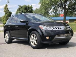 2007 NISSAN MURANO SE AWD , CUIR , TOIT OUVRANT , 168 000KM