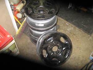 GMC  Steel Wheels