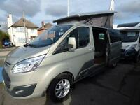Ford Transit Custom Campervan MANUAL 2014/14