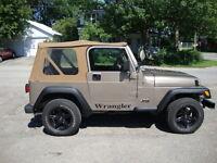 1999 Jeep TJ Cabriolet