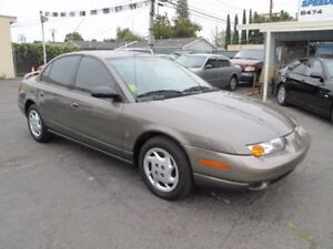 2000 Saturn SL FOR PARTS