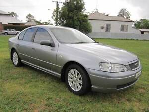 2004 FORD FALCON FUTURA 97000KMS, 9/17 REGO Maitland Maitland Area Preview