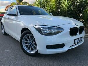 2012 BMW 116i F20 Sport Line White 6 Speed Manual Hatchback Hoppers Crossing Wyndham Area Preview