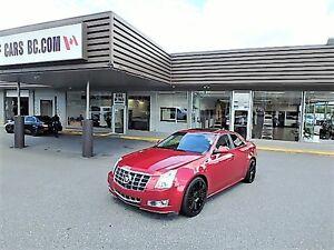 2013 Cadillac CTS CTS4 AWD 3.6L