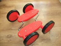 Pedal Go - Circus Skills Balancing Toy - Hardly Been Used