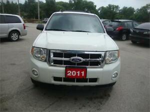 2011 Ford Escape XLT HUGE CONSTRUCTION SALE EVERYTHING MUST GO