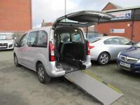 Wheelchair car Citroen berlingo automatic accessible disabled access disability