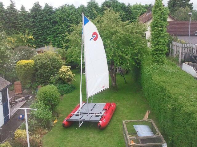 Happy Cat Light : grabner happy cat light inflatable catamaran in bangor ~ Watch28wear.com Haus und Dekorationen