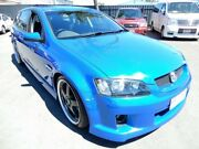 2009 Holden Commodore VE MY09.5 SS Sportwagon Voodoo Blue 6 Speed Manual Wagon Enfield Port Adelaide Area Preview