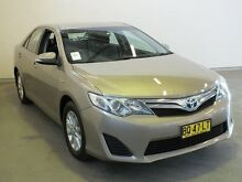2012 Toyota Camry AVV50R Hybrid H Magnetic Bronze Continuous Variable Sedan Westdale Tamworth City Preview