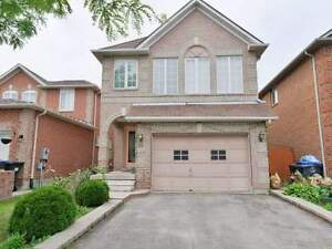 Gorgeous 5 br house for rent in Brampton