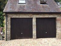 Garage Doors Wooden