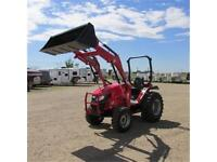 New 2015 TYM 354 HST ROPS w. Front Loader 35 HP (YANMAR ENGINE)