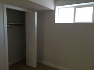 1 B/R Basement suite Available @ $650.00