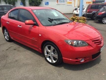 2005 Mazda 3 BK1031 SP23 Red Manual Hatchback
