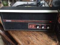Portable Bush Record Player RP50