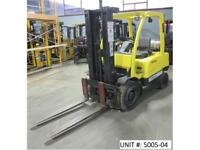 2006 // Hyster H50FT // Pneumatic Forklift City of Toronto Toronto (GTA) Preview