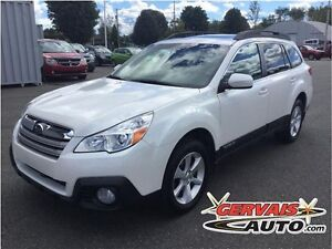 Subaru Outback Limited AWD Cuir Toit Ouvrant A/C MAGS 2014