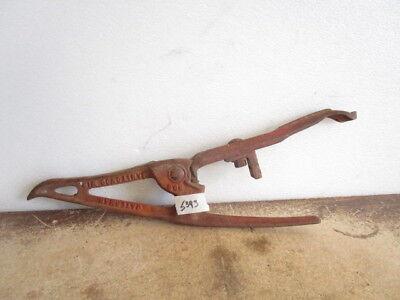 Antique International Ihc Horse Drawn Sickle Bar Mower Gaternan 8 Bracket