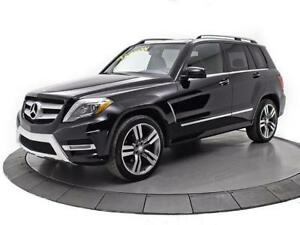 2015 MERCEDES BENZ GLK 250 BlueTec 4MATIC |NAV|PANO|PHONE|WARRTY